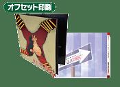 フロントジャケット8P/十文字折り+バックインレイ